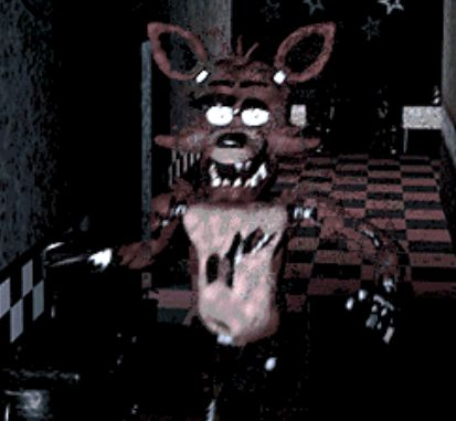 New Foxy Five Nights At Freddys 2