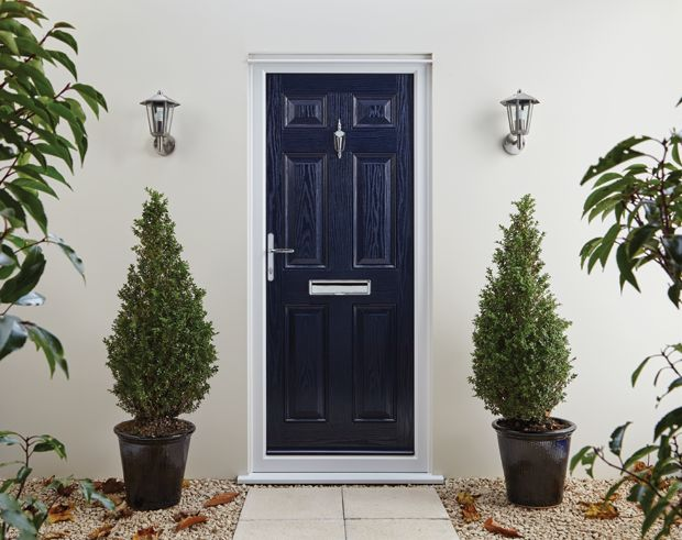 Knock knock: who's there? Everest. . . enter the prize draw for the chance to win one of Everest's stylish and secure front doors
