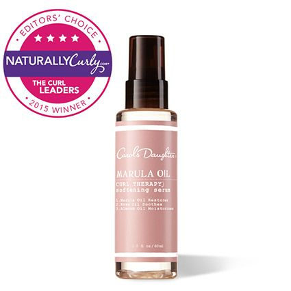 Natural Hair Care, Natural Beauty Products, Natural Skincare - Marula Curl Therapy Softening Serum - Carol's Daughter