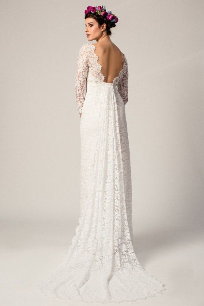 Temperley London Spring 2015 Wedding Dresses