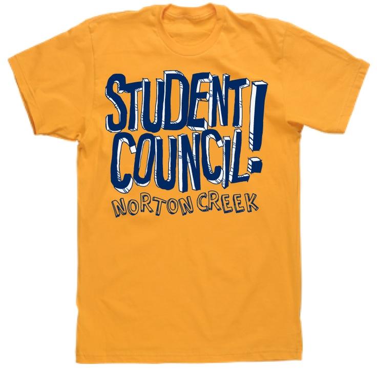 21 Best Student Council T Shirts Images On Pinterest