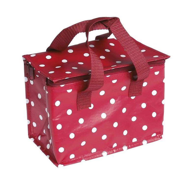 Ce joli petit sac isotherme protègera le biberon de bébé ou le pique-nique de votre plus grand de la chaleur ou du froid. Il l'accompagnera sur les chemins de l'école, chez la nounou ou en plaine cet été.    Ses petites dimensions et sa légèreté permettent de le porter sans encombres. Motif Petits pois sur fond rouge. Deux poignées. D: 12 x 23 x 20 cm.   5,90 € http://www.lafolleadresse.com/accessoires-de-cuisine/3106-petit-sac-isotherme-design-rouge-a-pois-12-x-23-x-20-cm.html