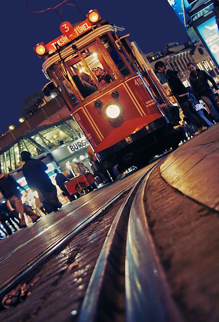 Taksim Tramvay - Istanbul