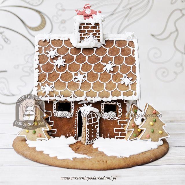 23BC Piernikowa chatka. Gingerbread cottage.