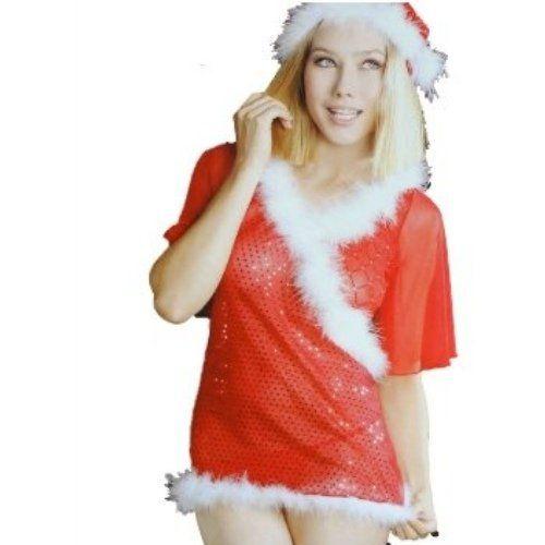 Sexy Sheer Santa Dress 10 + Thong & Hat Ladies Naughty see through fancy dress JLY http://www.amazon.co.uk/dp/B00G0NAQ5A/ref=cm_sw_r_pi_dp_g2jjwb1VY7DEH