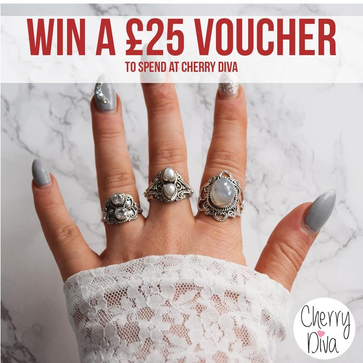 Enter this competition for the chance to win a £25 Cherry Diva Voucher!