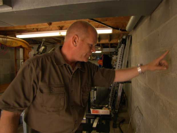 Mike Holmes on Basement Renovations.  How to put in foam board and seal right to prevent future mould problems