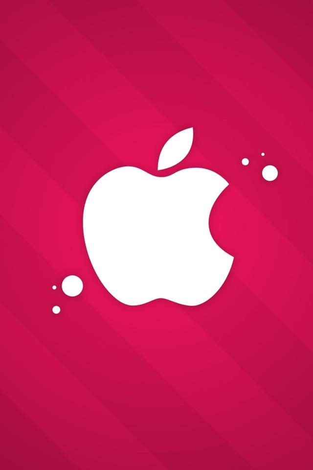 apple logo white vector. #apple #logo #screen white apple on pink background logo vector