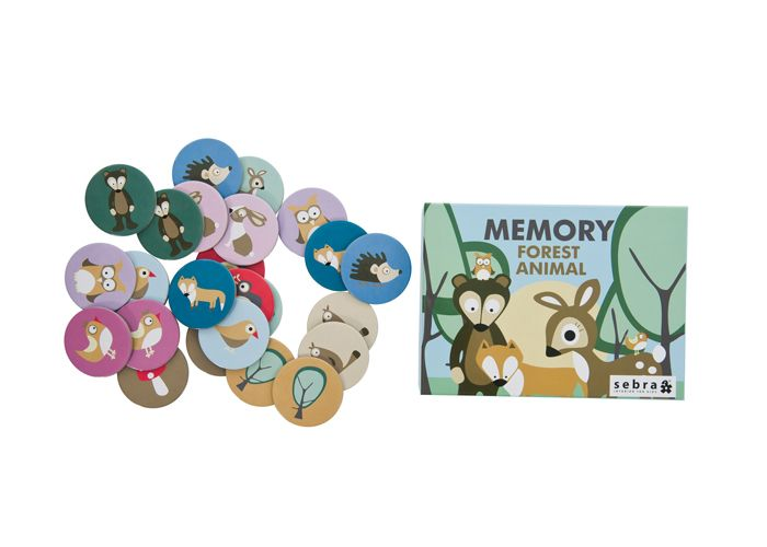 Sebra huskespil - Memory spil - Tinga Tango Designbutik. Interiørbutik - Interior - Children - Børn - Toys - Legetøj - Brugskunst - Design - Kunst - Webshop - Billig fragt - spil - games - Djeco - Janod - Sebra - Esthex