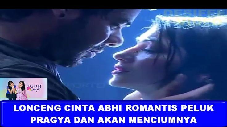 LONCENG CINTA ANTV Episode Abhi Dan Pragya Romantis