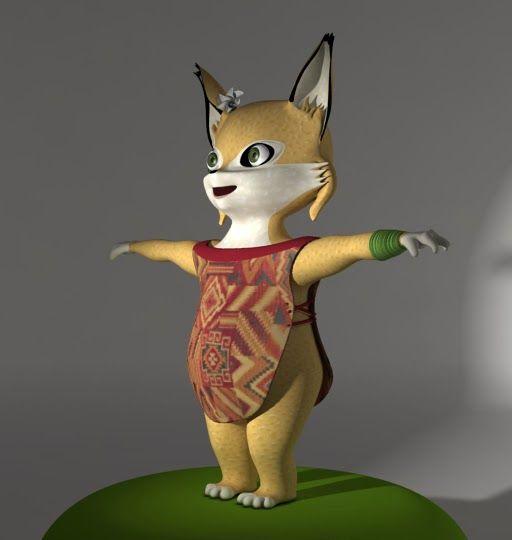 Bàrbara Ruisánchez Andreu: 3D 3D, art digital, Illustration, animación3D, character, personaje,