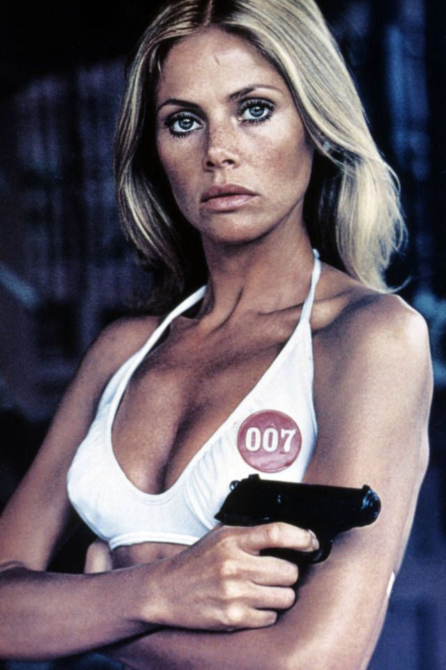 The 25 best Bond girls of all time.