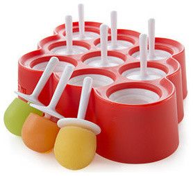 Mini Pop Molds - contemporary - kitchen tools - Zoku