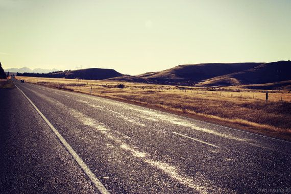 Road trip in south island of New Zealand....beautiful beyond words....