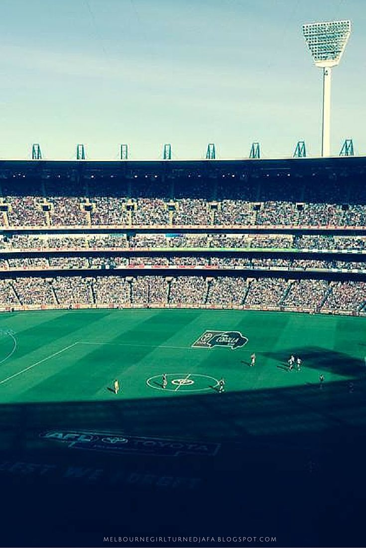 Melbourne Cricket Ground | One of the 20 things you can do if you're heading to Melbourne soon