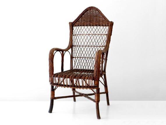 Fauteuil En Rotin Vintage Annees 60 Fauteuil En Rotin Fauteuil En Rotin Des Annees 60 Des Meubles En Rotin Chaise Rattan Armchair Rattan Chair 60s Armchair