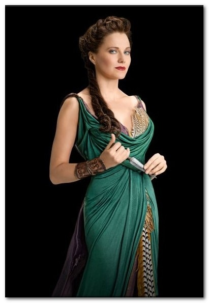 Spartacus - Lucie Lawless