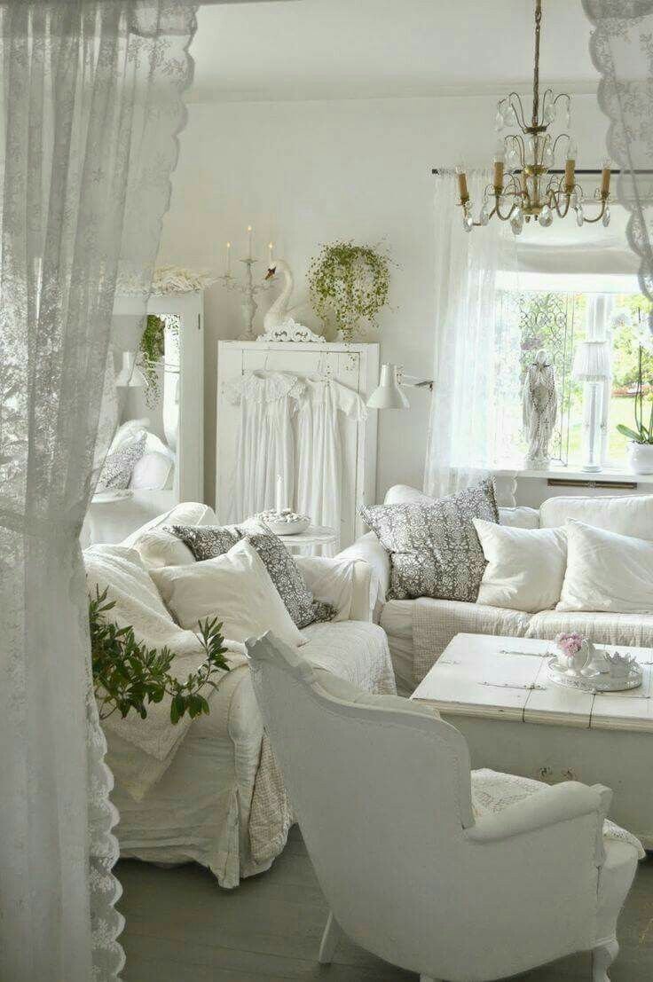 Shabby Chic Lounge Furniture: 2189 Best Images About Shabby Chic / French Cottage On