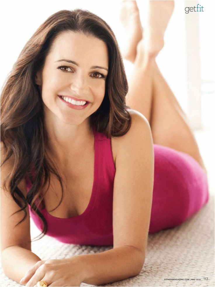 Kristin Davis from Sex and the City