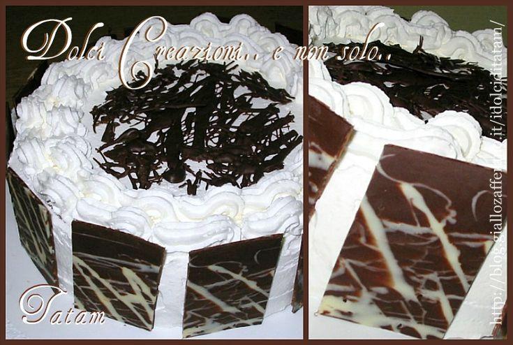 Torta delizia al cioccolato e arancia | Dolci Creazioni.. tatam
