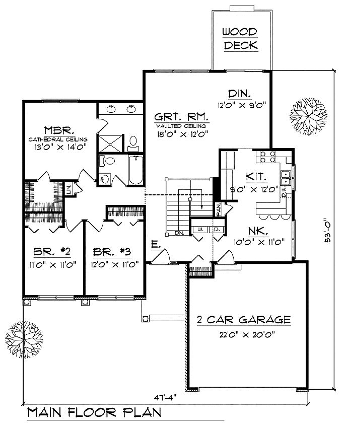 72 Best Floorplans With Bedrooms Grouped Together Images On