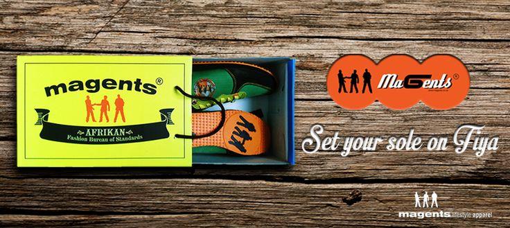 Strike a match & set your sole on fiya!