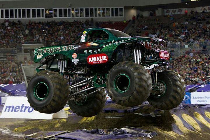 Xtermigator Monster Trucks Big Monster Trucks Truck