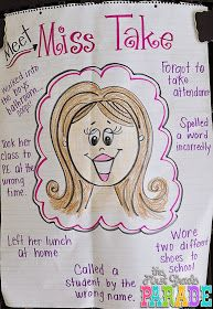 The First Grade Parade: Celebrating Mistakes