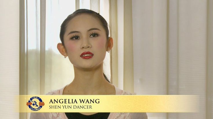 Feature Interview: Angelia Wang at the Dance Competition