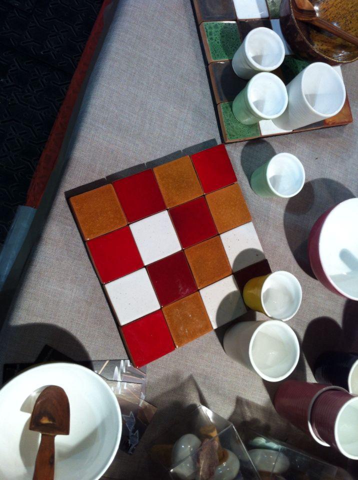 Poggia pentola  ceramica