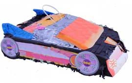 πινιάτα batmobile, μπατμαν Piñata is the perfect party activity!!