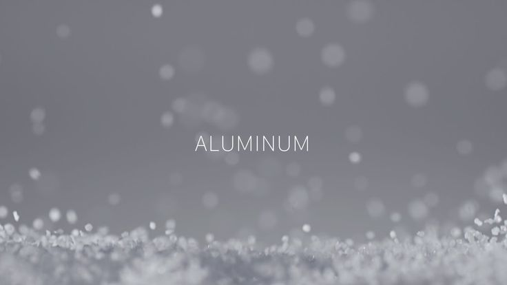 The aluminum used to make Apple Watch Sport is 60 percent stronger than standard alloys but just as light. http://apple.co/aluminum