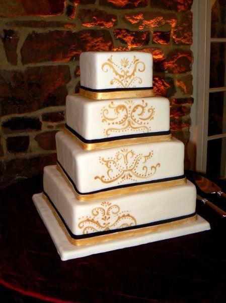 Elegant Vintage Wedding Cakes Pinterest