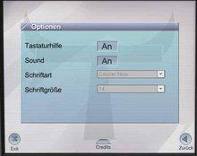 Screenshot von Tastenteufel - 10-Finger-System lernen