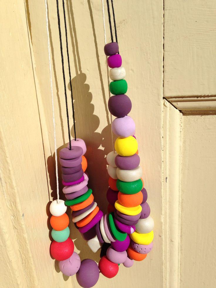 Shapes Range Maxi necklaces https://www.etsy.com/au/shop/ThatWeDo