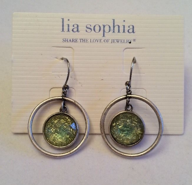 Lia Sophia Bloommates Earrings #LiaSophia
