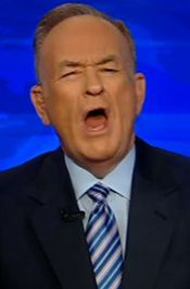 O'Reilly Falafel Suit Turns Five   The Smoking Gun. The gag orders prevent  the women who sued from talking but the court documents are public. This is one page; the rest are on the smoking gun.com I had to keep reading to find out about the falafel...he was talking about a loofah. Not only a jerk...an ignorant jerk.