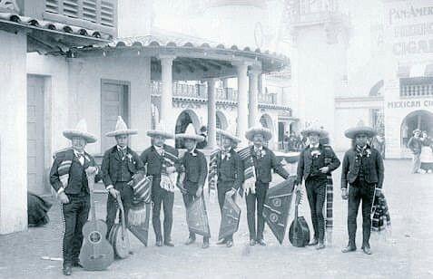 orquesta Tipica de la Ciudad de México 1885