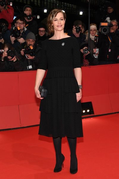 Cecile de France attends the Opening Ceremony & 'Isle of Dogs' premiere during the 68th Berlinale International Film Festival Berlin at Berlinale Palace on February 15, 2018 in Berlin, Germany.