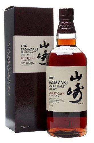 Jim Murray's Whisky Bible 2015 2015 World Whisky of the Year:: Yamazaki Sherry Cask 2013