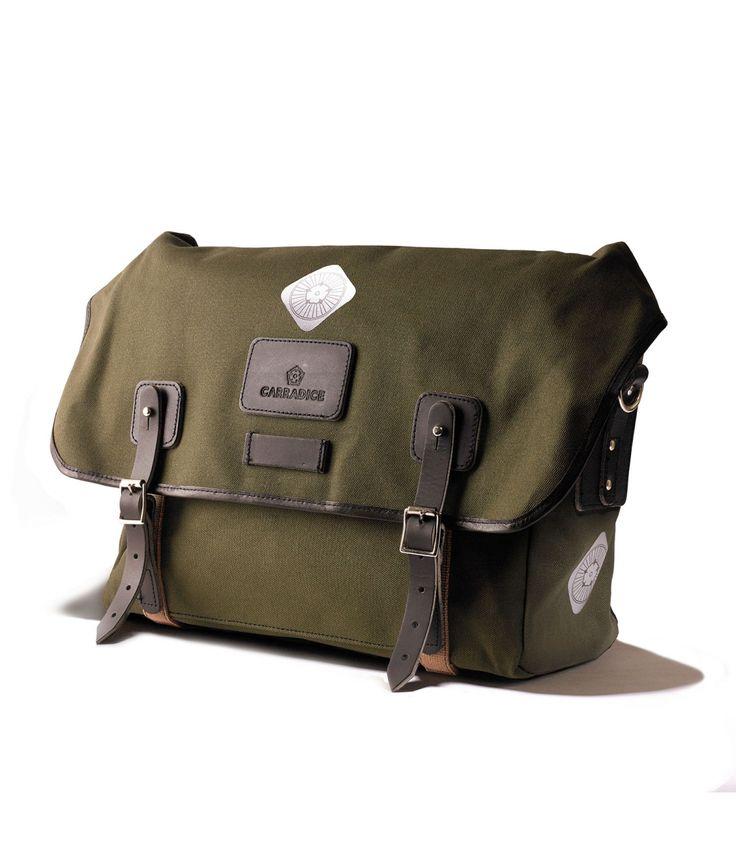 The Carradice City Classics Stockport Folder Bag - A Brompton rider's favourite.