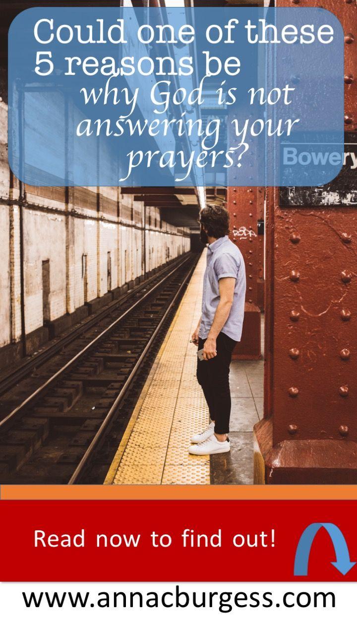 Reason 1: We think worrying is the same as prayer.Reason 2:... Click the link now to read more. #prayer #prayerhelp #prayertips