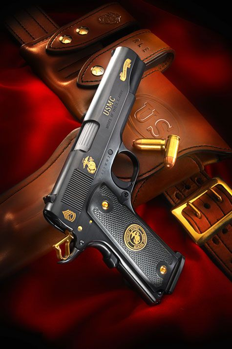 This is gorgeous, deadly but stunning and I know just the guy for this gun...