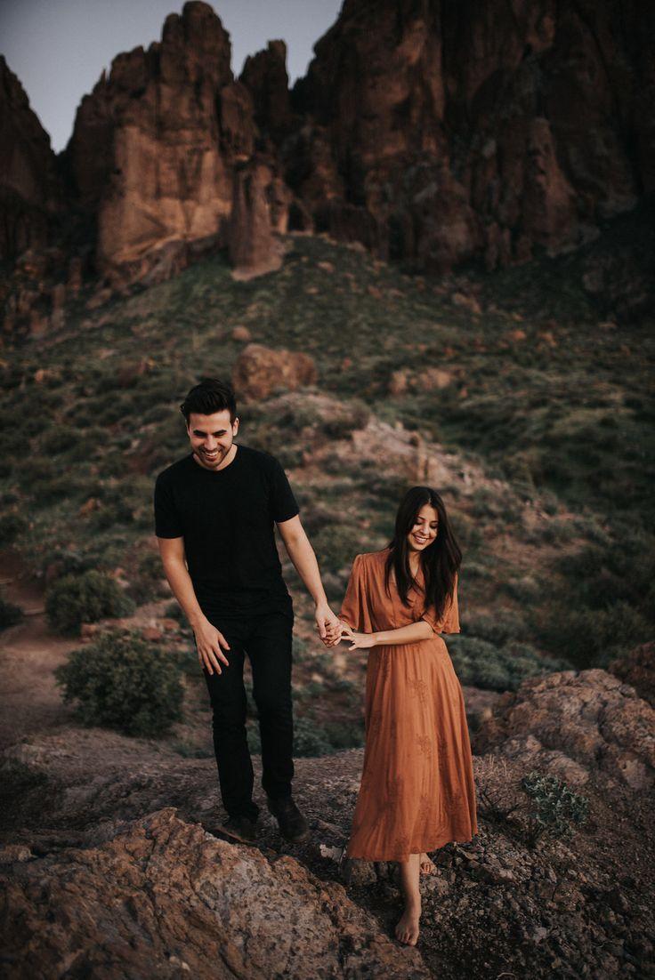 David + Lacey Phoenix Couples Session