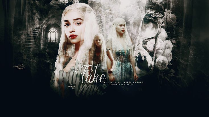 game of thrones | Daenerys Targaryen - Game of Thrones Fan Art (30606875) - Fanpop ...