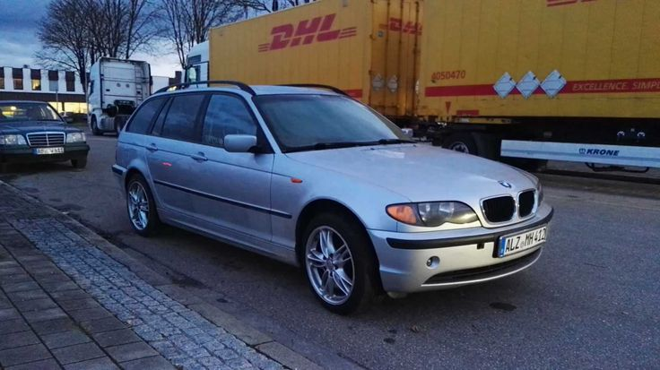 BMW 320D e46 Bj.2002 Facelift, AHK, Leder; Turbolader defekt