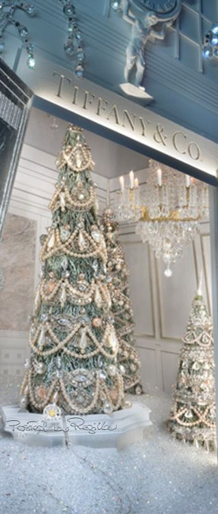 490 best A Tiffany Blue Christmas images on Pinterest | Blue ...