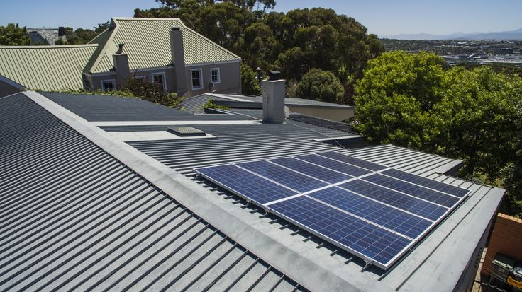 Green Homes in South Africa - Solar P.V #PowerYourself