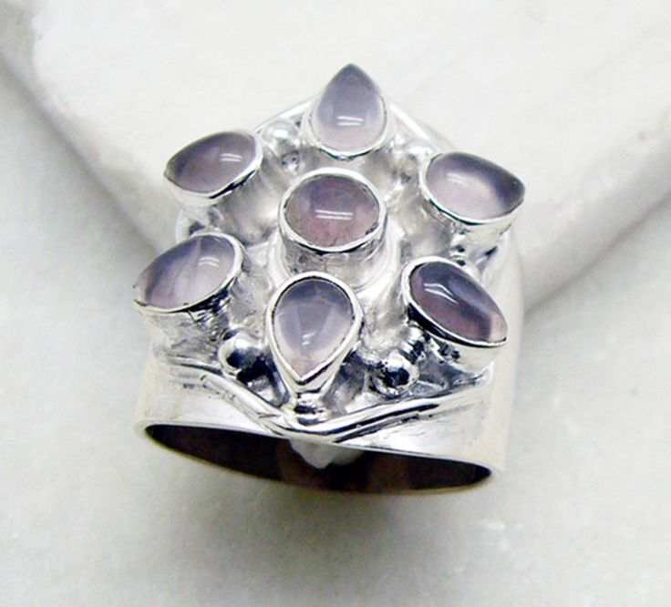 exquisite Rose Quartz 925 Sterling Silver pink Ring gemstone US 6,7,8,9 | eBay  http://www.ebay.com/itm/exquisite-Rose-Quartz-925-Sterling-Silver-pink-Ring-gemstone-US-6-7-8-9-/172484972904?var=&hash=item2828e7d168:m:mYpWrEbb6KyW-lylWDBRkPg