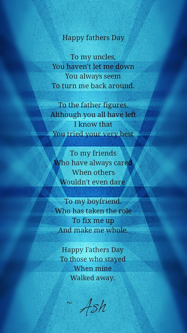 Happy Fathers Day by Ashattack42